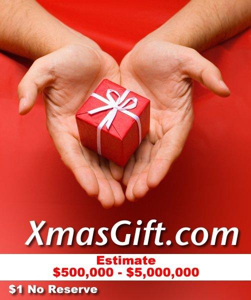 97: XmasGift.com We Wish You A Merry XMAS! DOMAIN