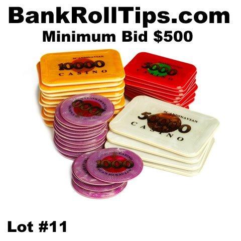 11: BankrollTips.com Domain Name for Gamblers Online DO