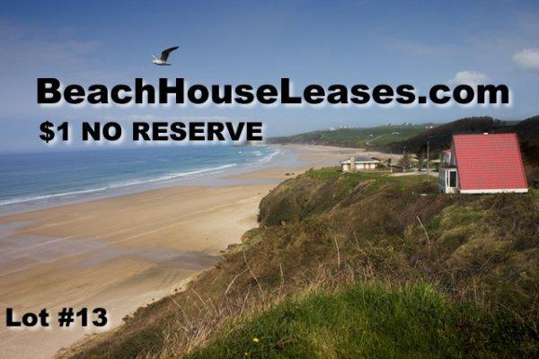 13: BeachHouseLeases.com DOMAIN NAME AUCTION