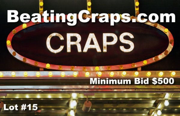 15: BeatingCraps.com DOMAIN NAME AUCTION