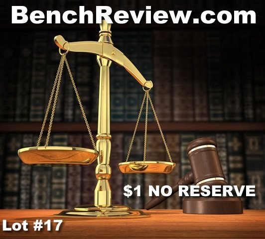 17: BenchReview.com DOMAIN NAME AUCTION