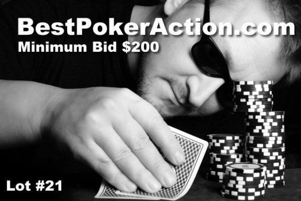 21: BestPokerAction.com DOMAIN NAME AUCTION