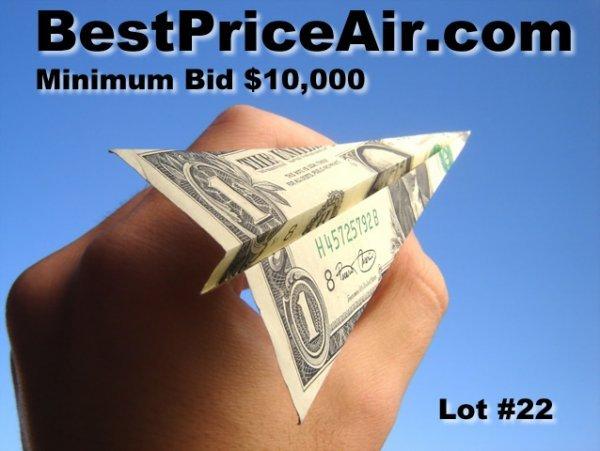 22: BestPriceAir.com DOMAIN NAME AUCTION