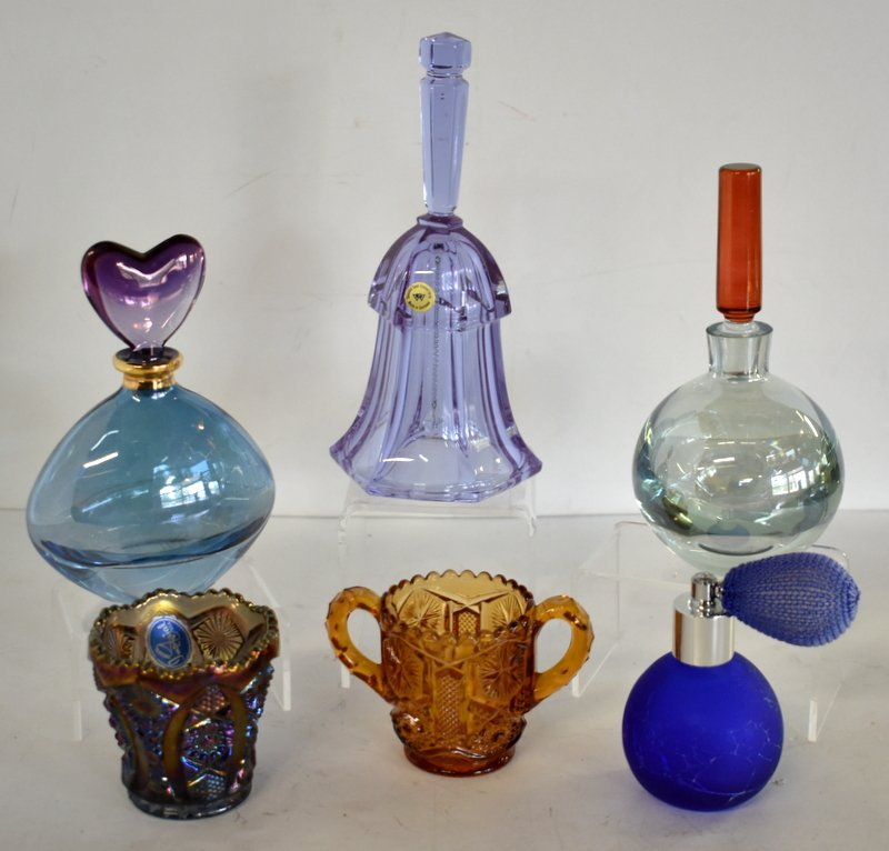 ASSORTED GLASSWARE - ASPCA CHARITY LOT