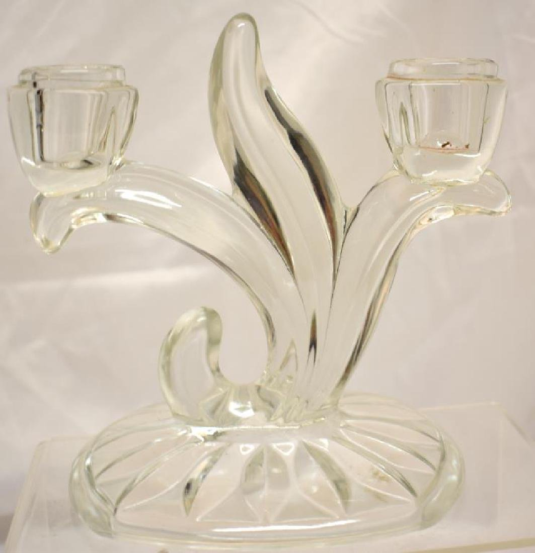 ASSORTED CANDLE HOLDERS & MORE - 2