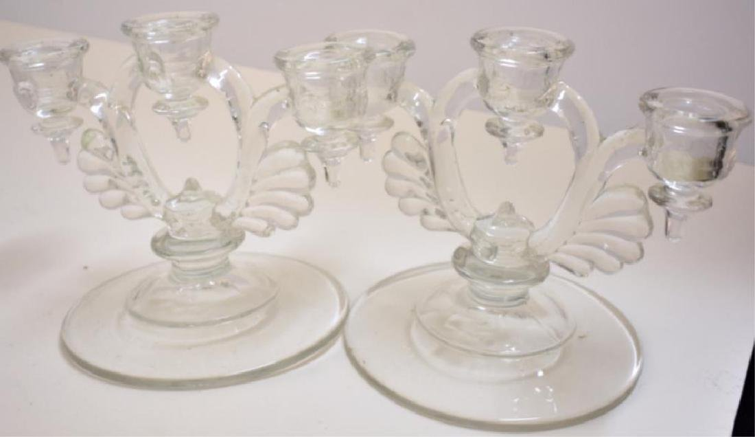 ASSORTED CANDLE HOLDERS & MORE - 6