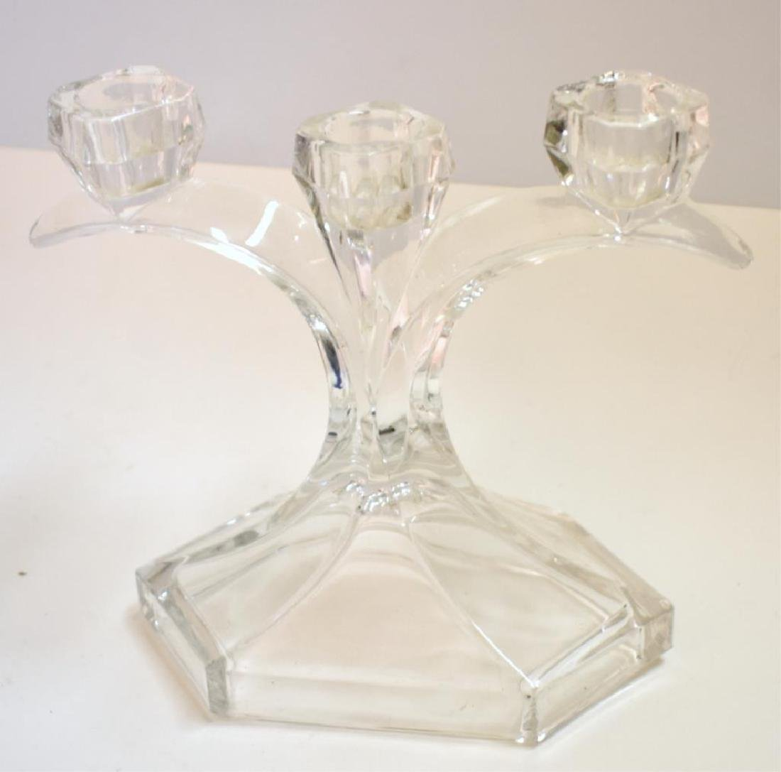 ASSORTED CANDLE HOLDERS & MORE - 7