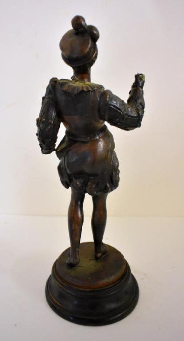 PAIR OF VICTORIAN STATUES - 4