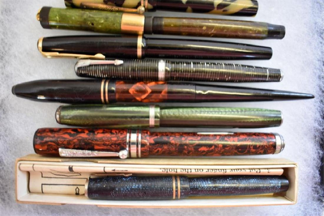 ASSORTED FOUNTAIN PENS - 2
