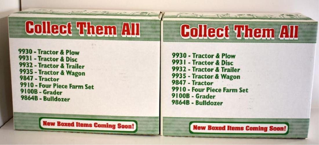 TWO 1/25 SCALE DIE CAST FARM TOYS - 4