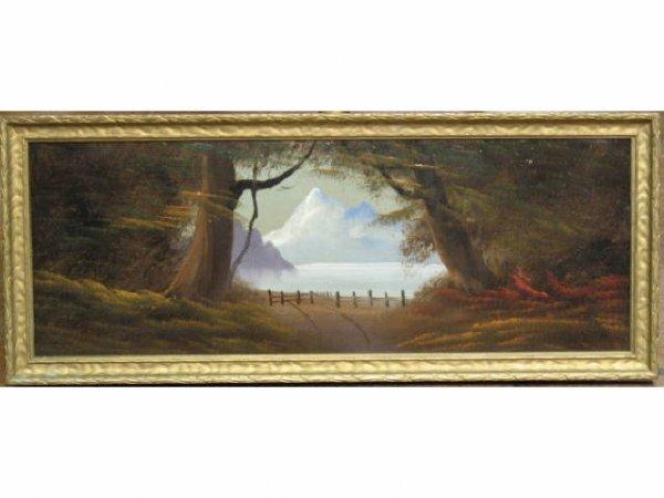 6: Mountain Landscape - Robert W. Wood
