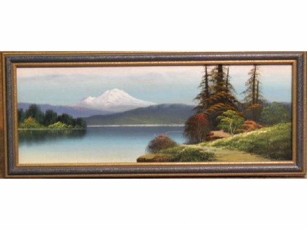 8: Mt. Rainier  - Robert  W. Wood