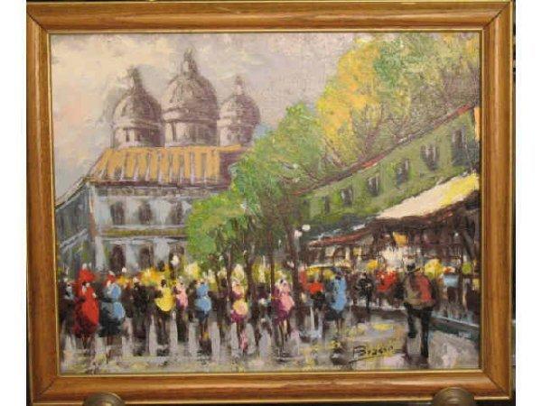 19: Spanish Cityscape - G. Brasso