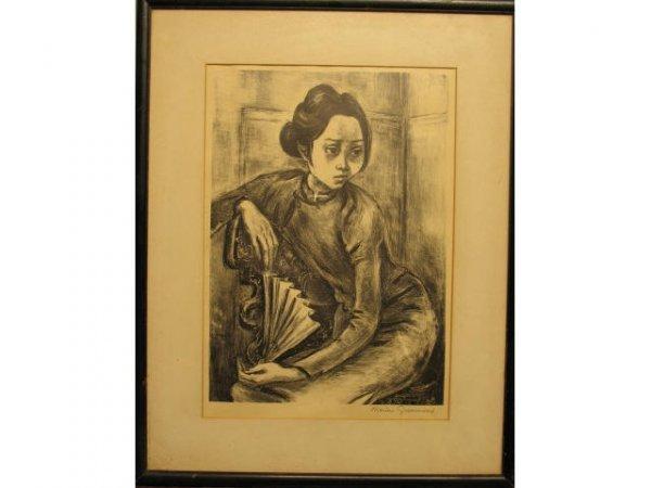"25: ""Hong Kong Girl"" - Marion Greenwood"