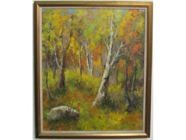 28: Fall Landscape - Signe Green