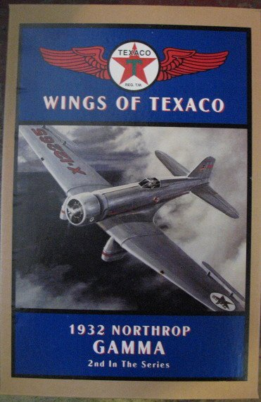 5: 1932 Wings of Texaco