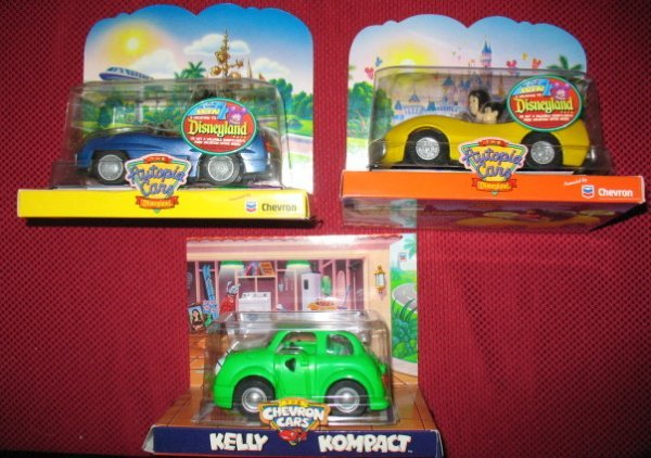 8: Chevron and Disney Cars