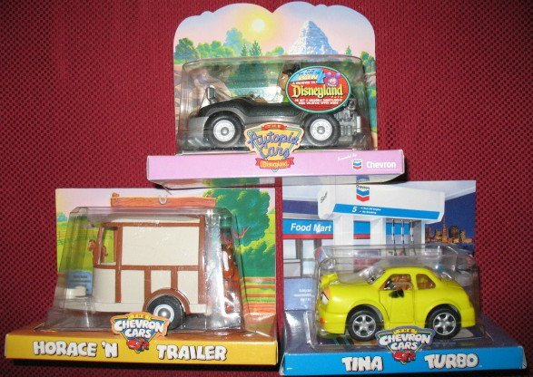 9: Chevron Cars and Disney Cars