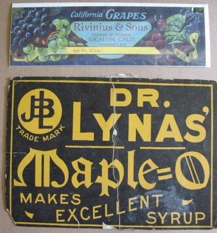 1083: Doctor Lynas Maple=0  Trade Sign