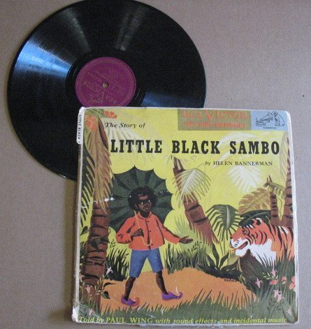 1084: Story Of Little Black Sambo Records