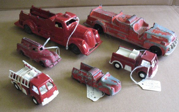 1113: Assorted Fire Trucks