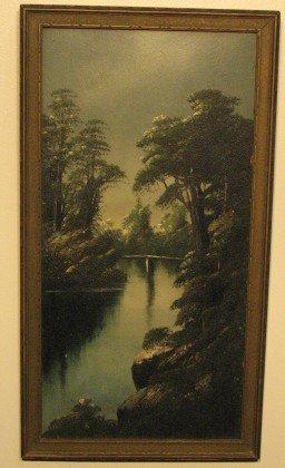 2007: Tropical River Scene