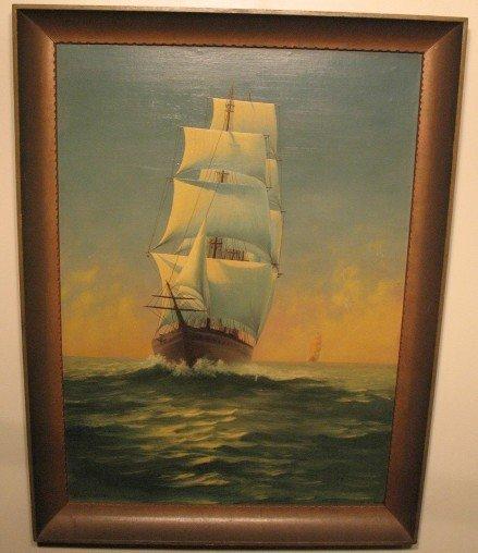 2008: Clipper Ships