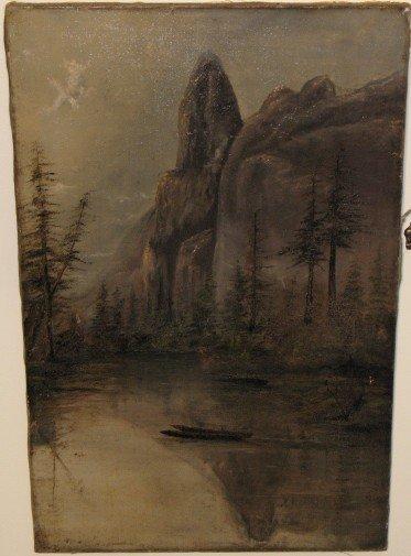 2010: Yosemite Cathedral Spire