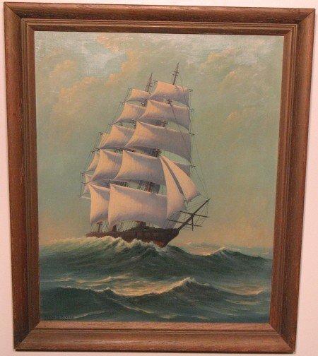 2011: Clipper Ship