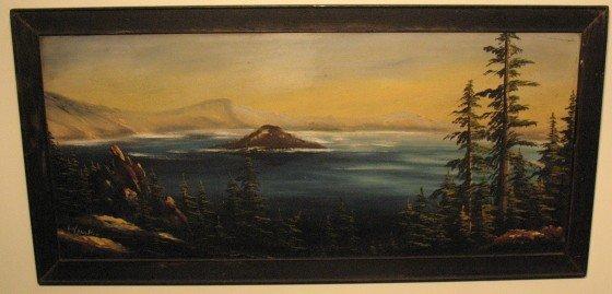 2015: Crater Lake Oregon