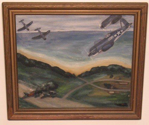 2016: WW II Navy Bombing Raid