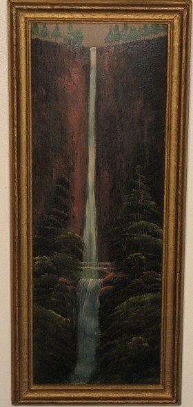 2023: Multnomah Falls Oregon
