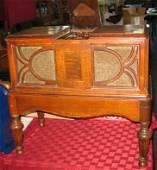 3242: Philco Floor Model  Radio