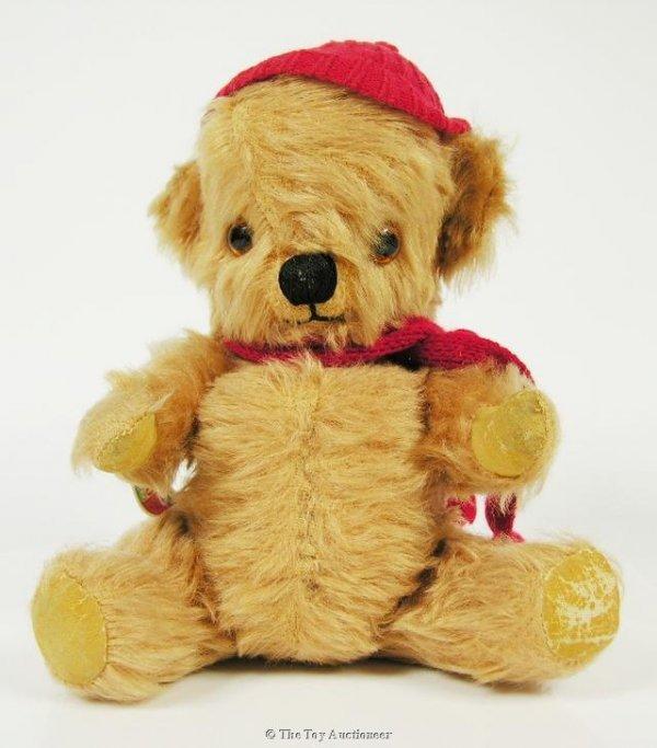 3: An Alpha Farnell Toffee Teddy Bear