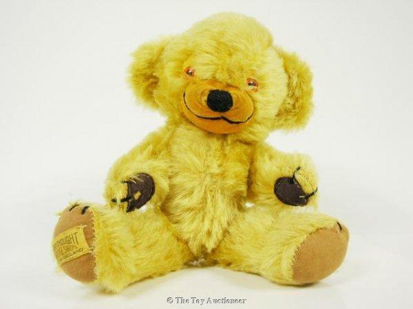 6: A small Merrythought Cheeky Teddy Bear