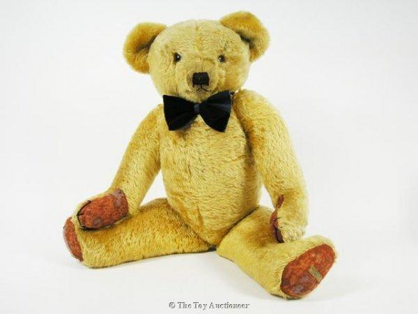 7: A Merrythought Teddy Bear