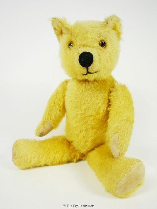 9: A Pedigree Teddy Bear
