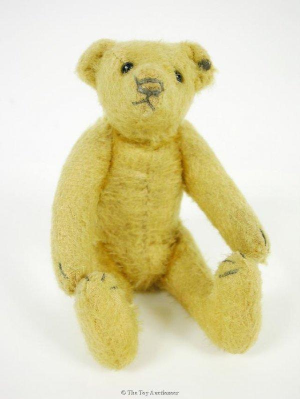 14: A rare small size Steiff Teddy Bear
