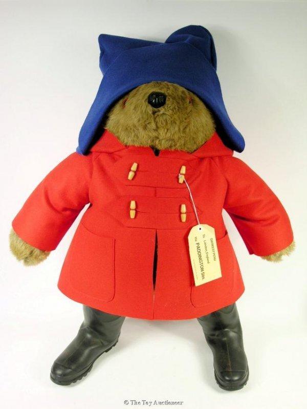 20: A large Gabrielle Designs Display Paddington Bear