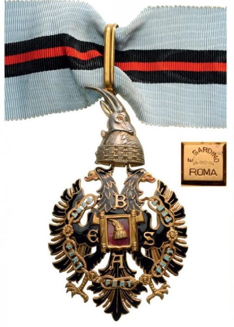 ORDER OF FIDELITY (Urdhëri Besa)
