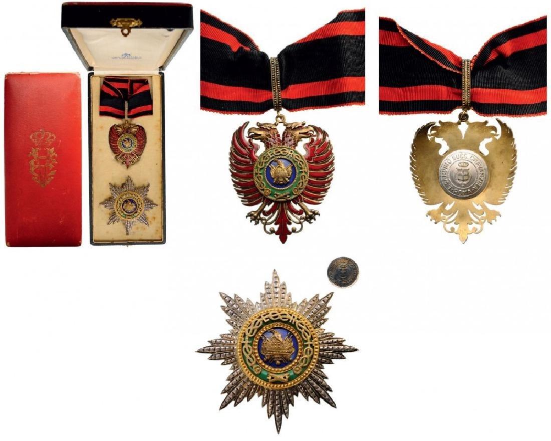 ORDER OF SKANDERBERG