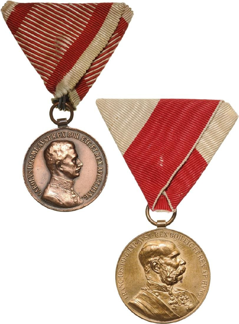 Lot of 3 Medals