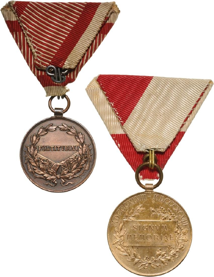 Lot of 3 Medals - 2