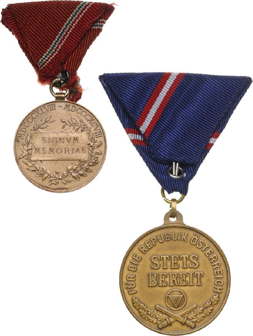 Lot of 3 Medals - 2