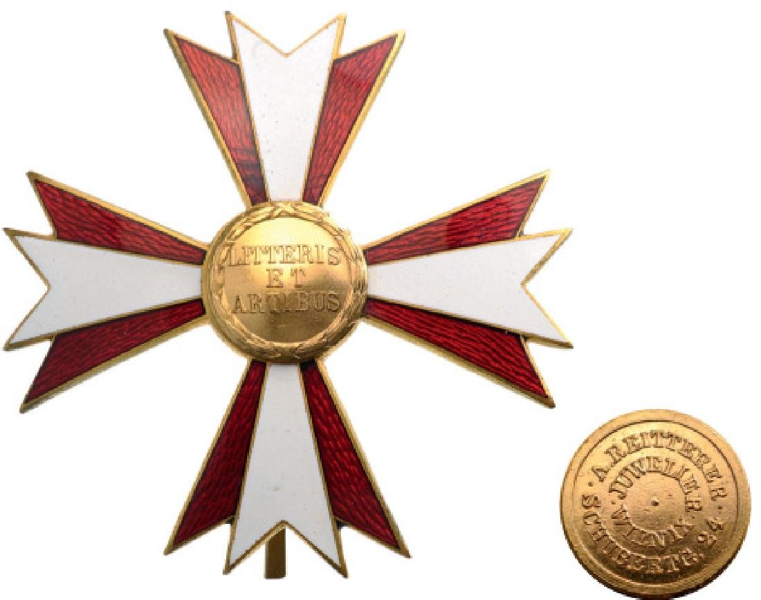 DECORATION OF HONOR FOR SCIENCE AND ART