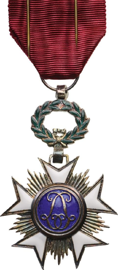 ORDER OF THE CROWN - 4