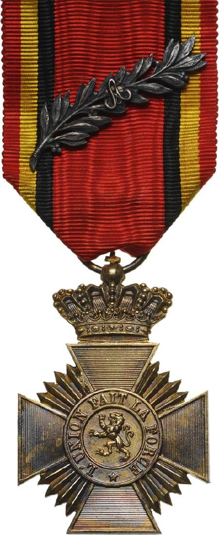 Military Decoration, instituted in 1846 - 3