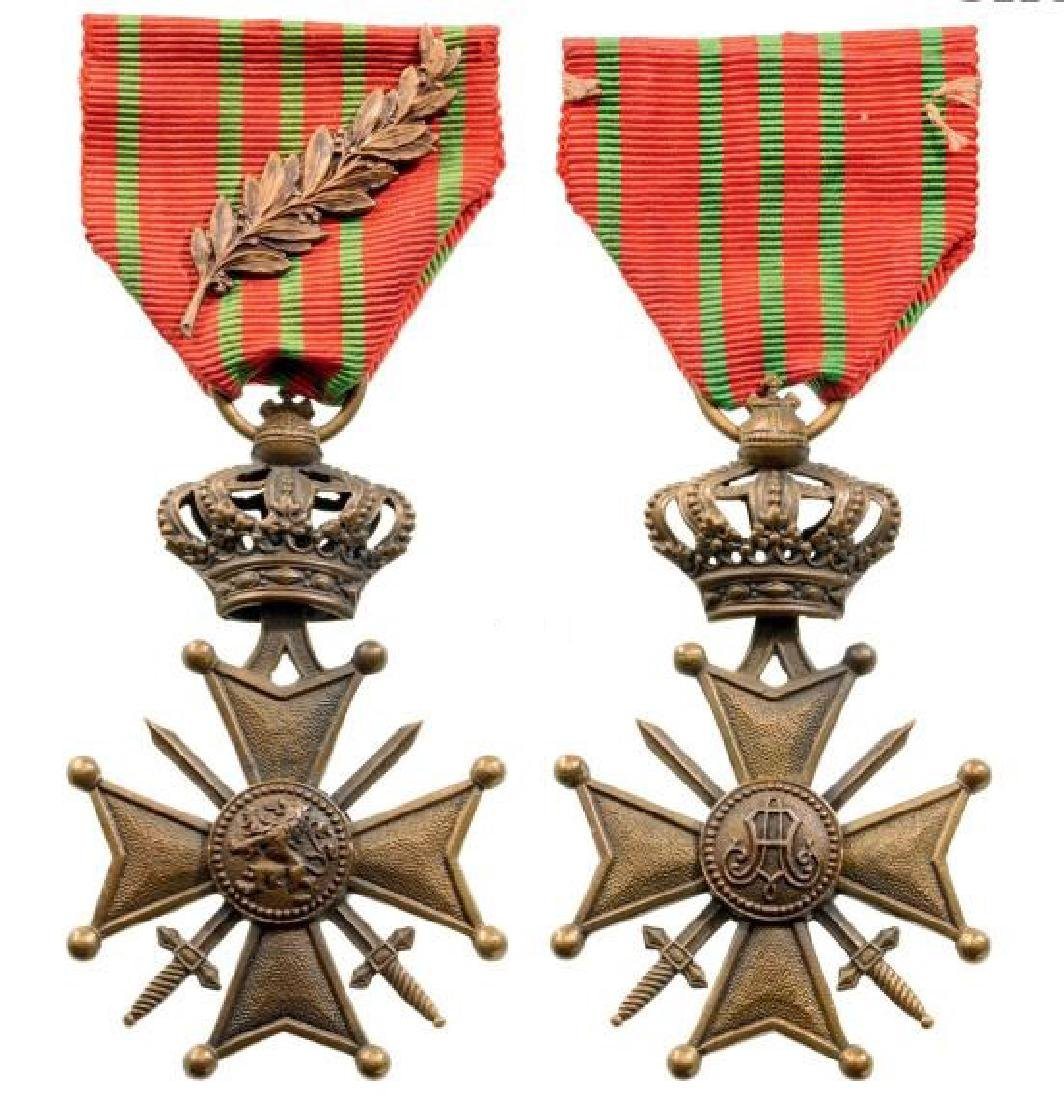 Commemorative Cross of 1st WW