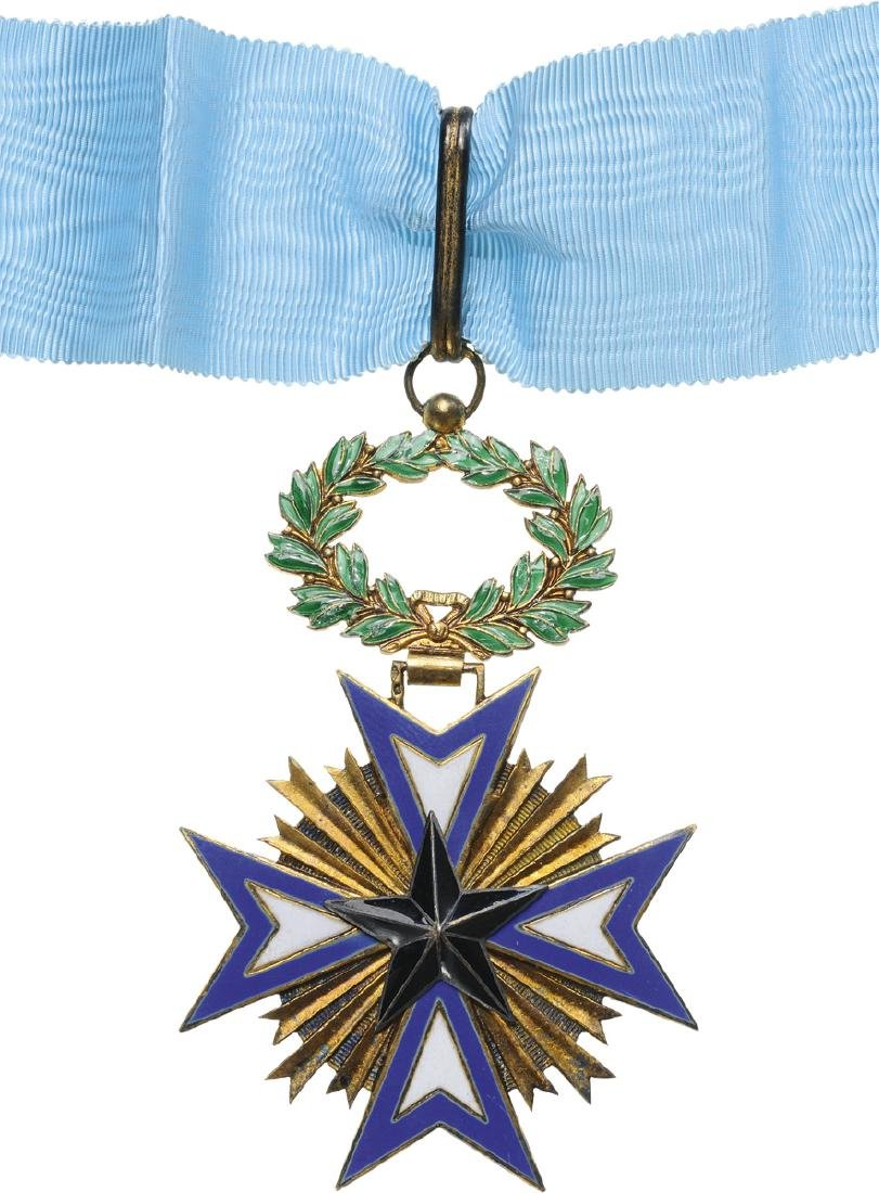 ORDER OF THE BLACK STAR - 2