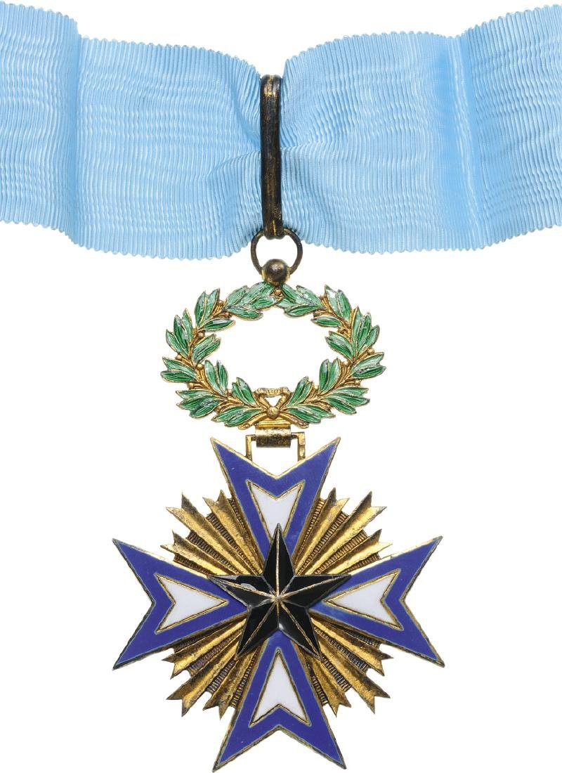 ORDER OF THE BLACK STAR - 3
